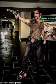 Halloween Connection Costumes 25 Rick Grimes Costume Ideas Walking Dead