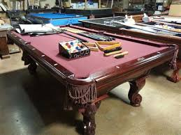 cp dean pool tables used pool tables cp dean richmond virginia american heritage pool