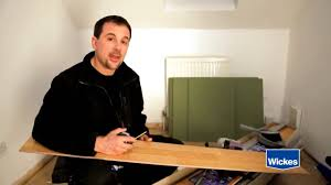 Bathroom Laminate Flooring Wickes How To Lay Laminate Flooring Wickes Youtube