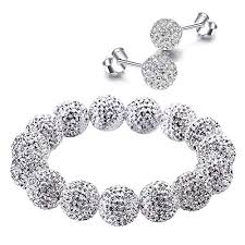 shamballa bracelet price images Rivertree jewellery designer pave crystal disco ball jpg