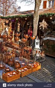christmas craft market at ludwigsberg germany a wooden