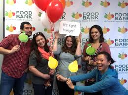 tips for hosting an epic holiday party to benefit the food bank