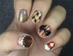 30 best thanksgiving nails designs ideas 2016 fabulous