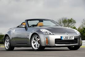 nissan fairlady 350z nissan 350z roadster 2005 car review honest john