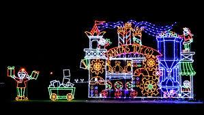 Christmas Lights Festival by Fees Hours Directions Bull Run Festival Of Lights Get Outside