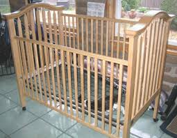 Simmons Convertible Crib Baby Items For Sale