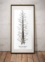 tree signing for wedding wedding guest book alternatives the poster family trees