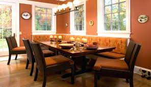 Dining Room Banquette Furniture Booth Seating Dining Room Reasons For Choosing Banquette Instead
