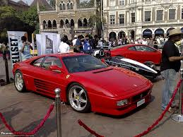 gemballa f355 event mumbai supercar show 5th april 2009 pics from pg5 page