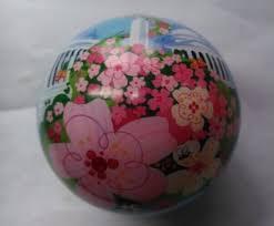 2016 national cherry blossom festival ornament logo vision llc