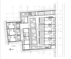 Free Floor Plan by Captivating Modern Home In Monasterios Spain First Floor Plan
