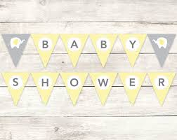 baby shower banner diy baby shower banner printable diy bunting banner elephant