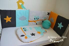 chambre bébé turquoise gris chambre bebe