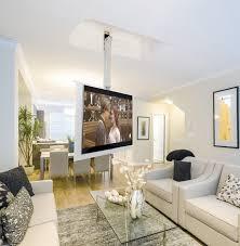 tv a soffitto altovolume sstaffa tv soffitto motorizzata apertura a libro