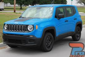 classic jeep renegade renegade hood 2014 2018 jeep renegade center hood blackout