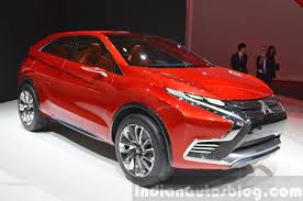 mitsubishi suv 2016 details about the next gen mitsubishi eclipse suv emerge