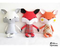 free fox stuffed animal pattern recent photos the commons getty