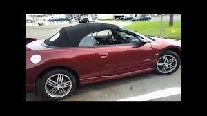 mitsubishi convertible jacksonville used cars 2003 mitsubishi eclipse spyder