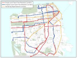 San Francisco Districts Map by San Francisco Muni Map Pdf Michigan Map