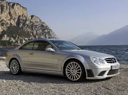 mercedes clk63 amg black series 2008 pictures