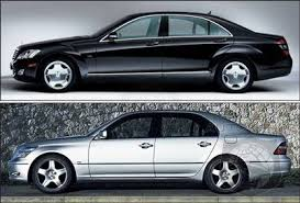 lexus better than mercedes if lexus and mercedes shared the ls and s class platforms who