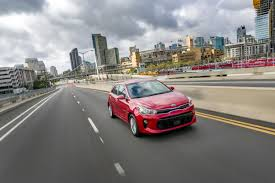 2018 kia rio first take moving away from the penalty box roadshow