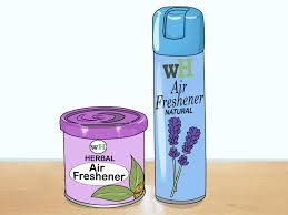 4 ways to use herbs to freshen the air wikihow