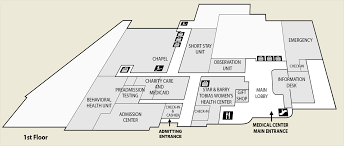 centrastate medical center interior maps