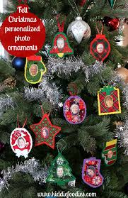 christmas personalized make your own personalized photo christmas ornaments kiddie foodies
