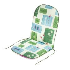Garden Chair Seat Cushions Exterior The Cozy High Back Patio Chair Cushions Designescent