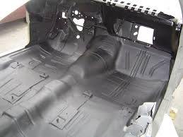what should i paint my floor pans with chevelle tech