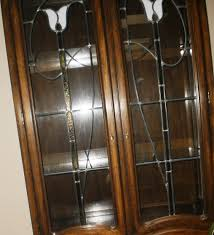 antique stained glass doors for sale leaded glass and stained glass cabinet for sale antiques com