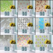 2017 bathroom window film frosted glass balcony doors and windows