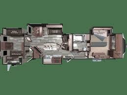 Open Range Fifth Wheel Floor Plans by 2018 Highland Ridge Rv Open Range 3x 427bhs Silverdale Wa