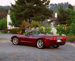 2003 50th anniversary corvette 50th anniversary car stock photos kimballstock