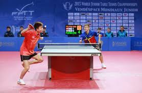 Table Tennis Championship 2015 Ittf World Junior Championship U2022 Federatia Romana De Tenis De