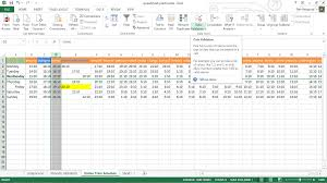 Html5 Spreadsheet Inls161 001 Spring 2015 Information Tools Setting Up A