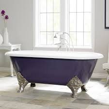 everyone needs a good ole clawfoot bathtub for the home