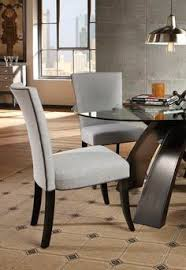 ebony table and chairs del mar ebony 5 pc round dining set room set dining room sets and