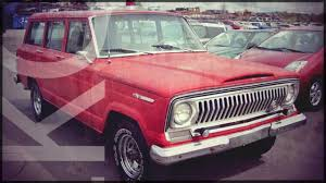 1967 jeep wagoneer 4wd at lkq motorsports youtube
