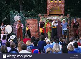Melb Botanical Gardens by Australian Shakespeare Company S Wind In The Willows Royal Botanic