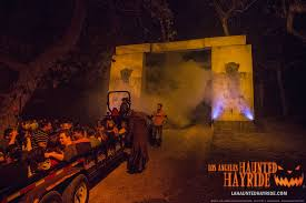photos los angeles haunted hayride