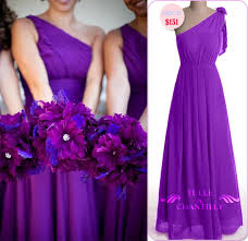 violet bridesmaid dresses lilac bridesmaid dress tulle chantilly wedding