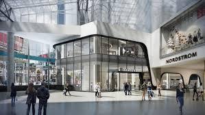 quadrangle designed samsung store to open at eaton centre