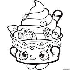 shopkins coloring pages videos stylish ideas shopkins coloring book pages cupcake queen videos for