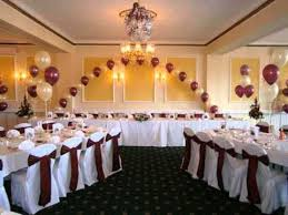 reception halls terrific decorated reception halls wedding 16 for table runners