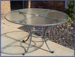 Diy Patio Table Top Replacement Glass Table Top For Patio Furniture Home Design Ideas