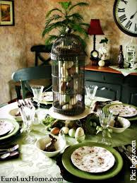 Easter Table Decor Easter Table Decor Letters From Eurolux