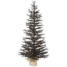 black christmas trees you u0027ll love wayfair