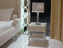 nightstand breathtaking height of bedside table to standard for